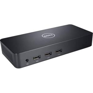 Dell 5M48M Dell-IMSourcing Docking Station USB 3.0 (D3100) for Notebook Desktop PC USB 3.0 5 x USB Ports 2 by Dell