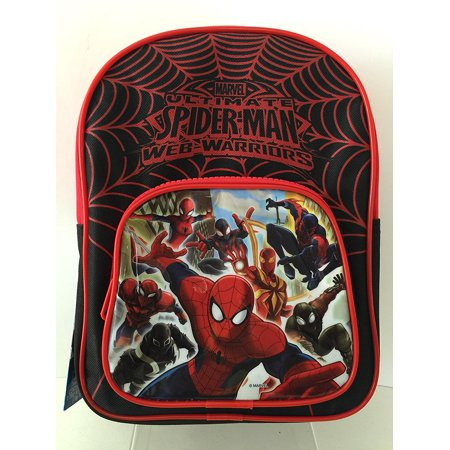 Spiderman Coloring Activity Funpack Toddler Backpack - Coloring Backpack