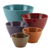 Rachael Ray Nesting Measuring Cups, 5-Piece Set, Assorted Colors