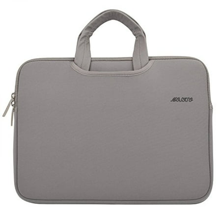 Laptop Briefcase, Water Repellent Neoprene Carry Case Cover Sleeve Bag for 11-11.6 Inch Acer Chromebook 11 / HP Stream 11 / Samsung Chromebook 2 / Notebook Computer / MacBook Air,