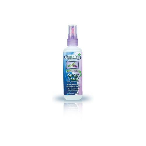 Spray Mist Lavender Naturally Fresh 4 fl oz Spray