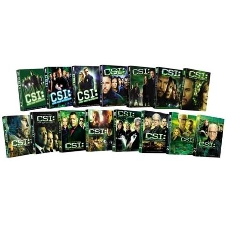 Csi  Crime Scene Investigation   Fifteen Season Pack