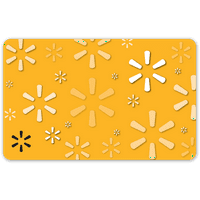 Yellow Spark Walmart Gift Card