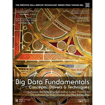 Big Data Fundamentals : Concepts, Drivers &