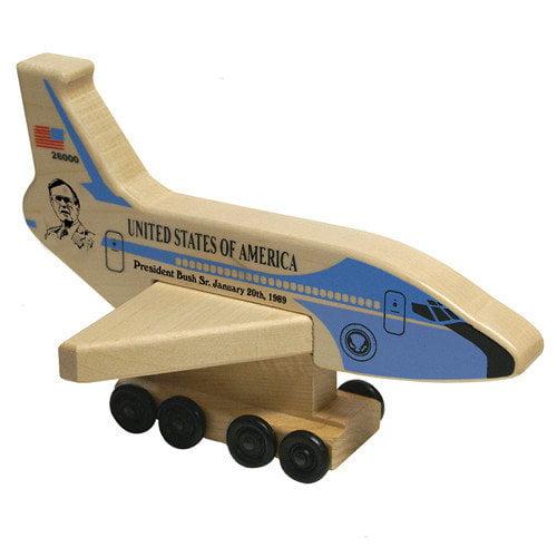 Holgate Toys Bush Senior Air Force One Plane