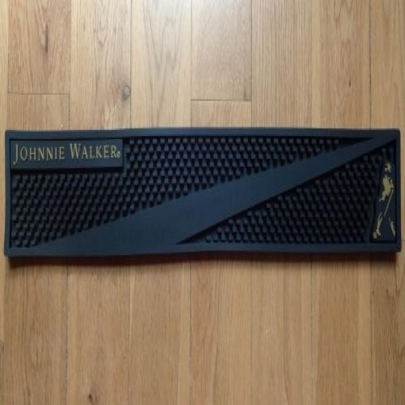 Johnnie Walker Scotch Bar Drip Mat