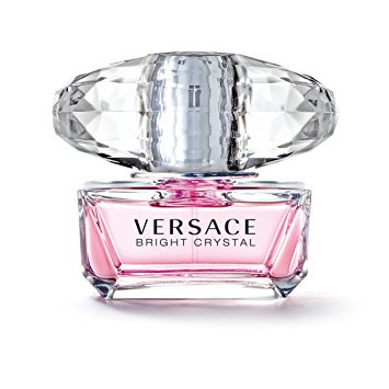 Versace Bright Crystal For Women Eau De Toilette Perfume For Women, 1.7 Fl Oz