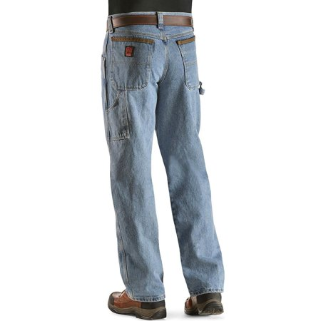 Wrangler Men's Jeans Riggs Workwear Relaxed Carpenter - 3W020vi