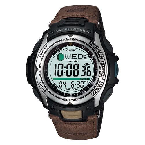 Casio Fishing Timer Watch