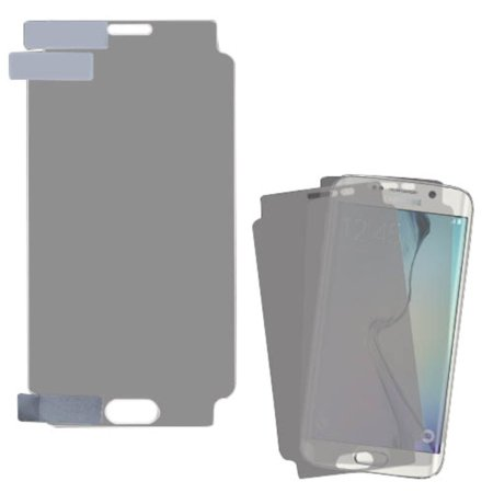 Insten 2-Pack Clear LCD Screen Protector Film Cover For Samsung Galaxy S6