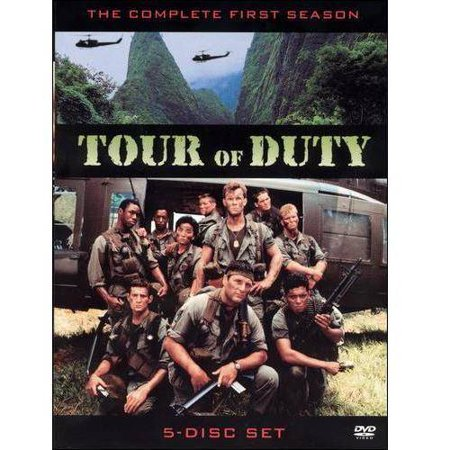 The Complete First Season Tour Of Duty