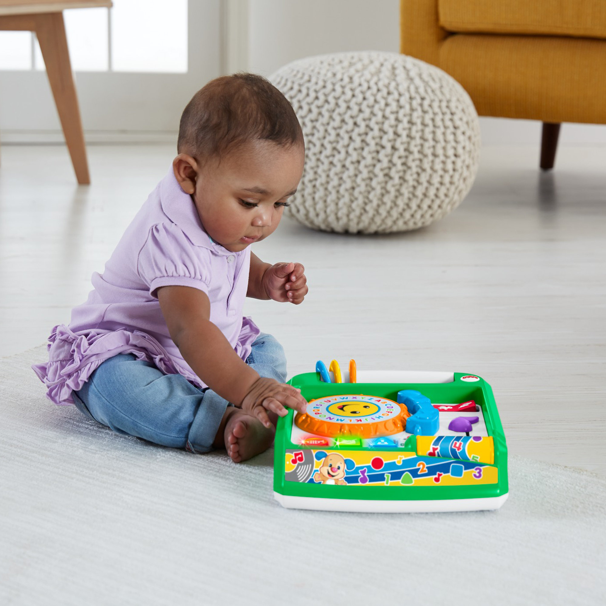 Fisher Price Laugh & Learn Remix Record Player by Fisher-Price