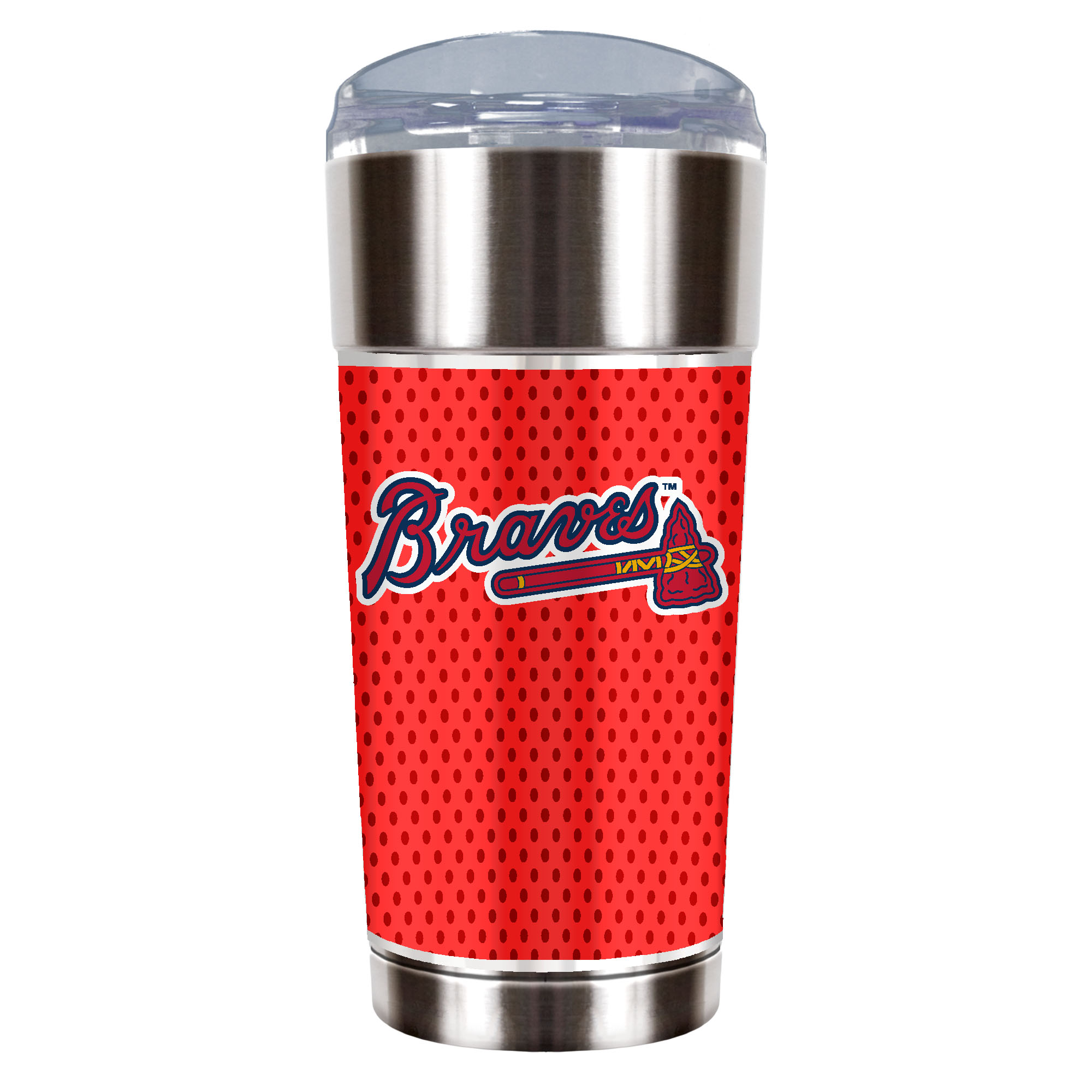 Atlanta Braves 2018 Players' Weekend 24oz. Vacuum-Insulated Tumbler - No Size