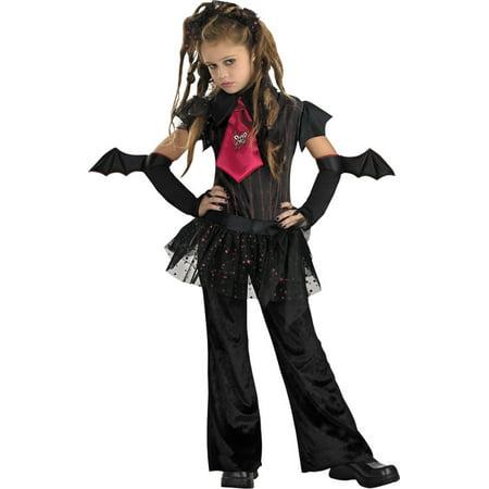 Morris costumes DG2800G Bat Chick Child 10 To 12
