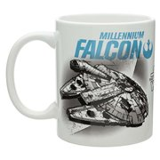 Star Wars: Millennium Falcon 11.5 oz. Mug