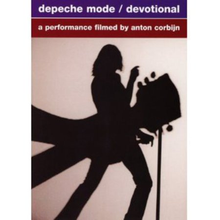 Depeche Mode   Devotional  Dvd