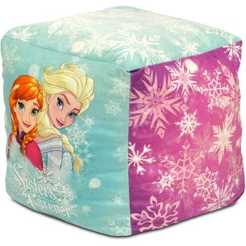 Disney Frozen Cube Bean Pouf