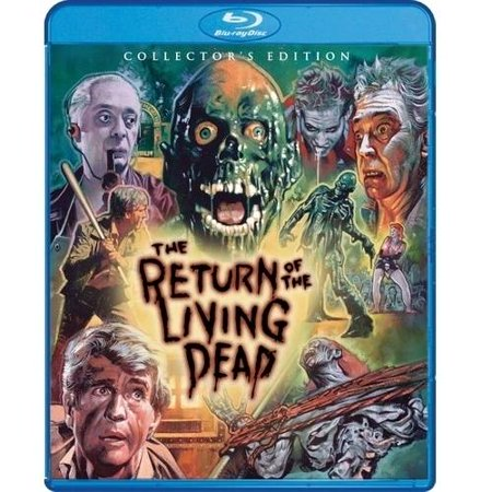 The Return Of The Living Dead  Collectors Edition   Blu Ray