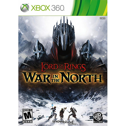 Lord Of The Rings: War In The (Xbox 360) - Pre-Owned