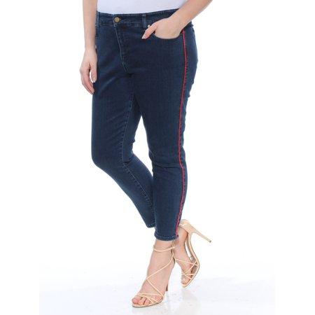Ralph Lauren Petite Jeans (RALPH LAUREN Womens Blue Jeans Petites  Size: 6)