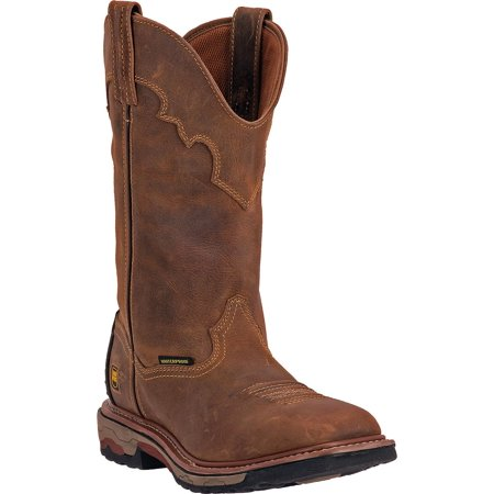 - Dan Post Men's Blayde Waterproof Wellington Work Boot Steel Toe - Dp69482