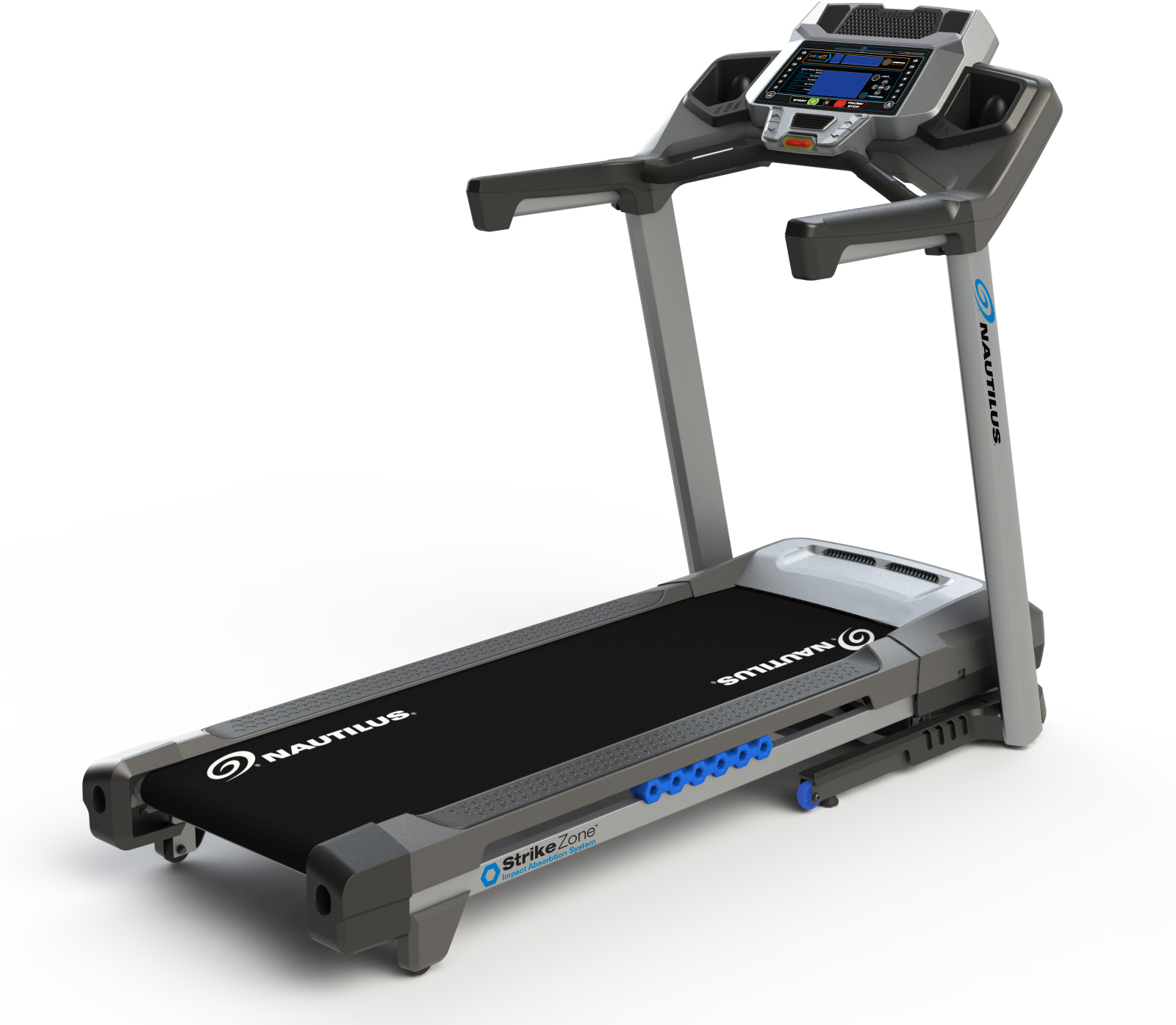 Nautilus T616 Treadmill with 3.0 CHP Motor and 15% Incline by