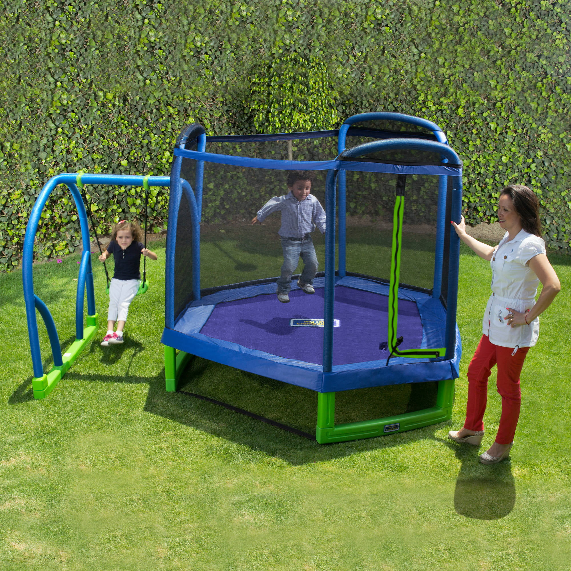 Bounce Pro My First Jump and Swing Walmart