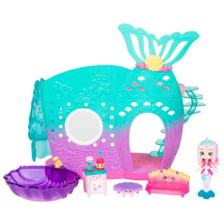Happy Places Shopkins Mermaid House, Reef Retreat for $<!---->