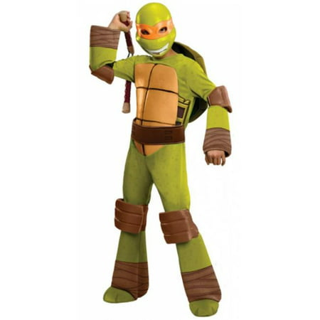 Costumes for all Occasions RU886763SM Tmnt Michelangelo Child - Michelangelo For Kids