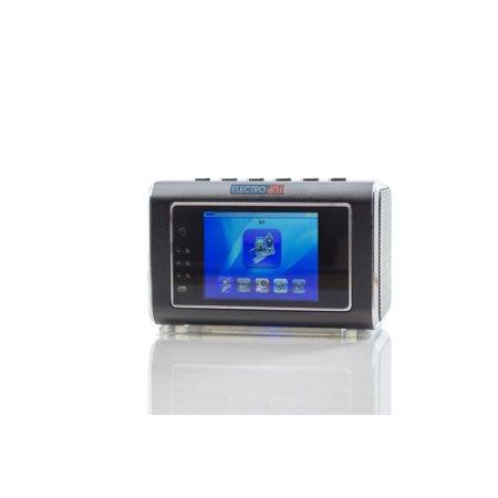 Clock Cam Portable Security DV Discrete Camera Alarm Clock Camcorder](Click Camera)