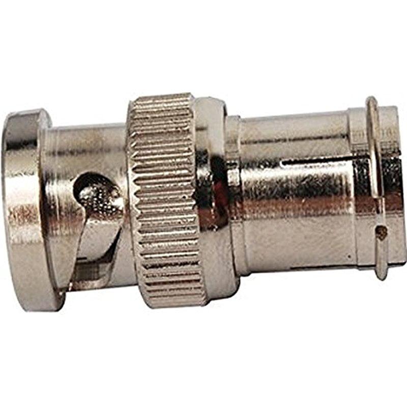 Rf Adapter Bnc Plug Male Pin To Tv Jack Female Socket Straight Pack
