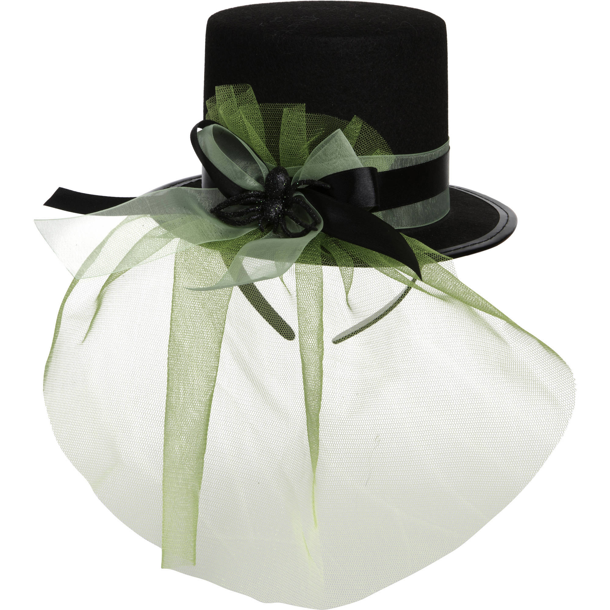 Spider Top Hat Halloween Costume Accessory
