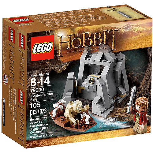 LEGO Hobbit Riddles for The Ring Play Set