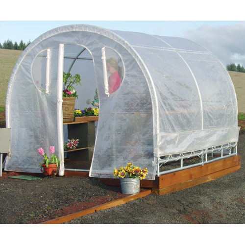 WeatherGuard Greenhouse (6.5' H x 6' W x 8' L)