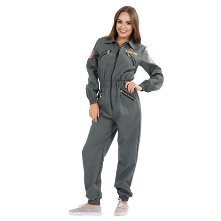 Sci Fi Costume (Retro Sci-Fi Hero Women's)