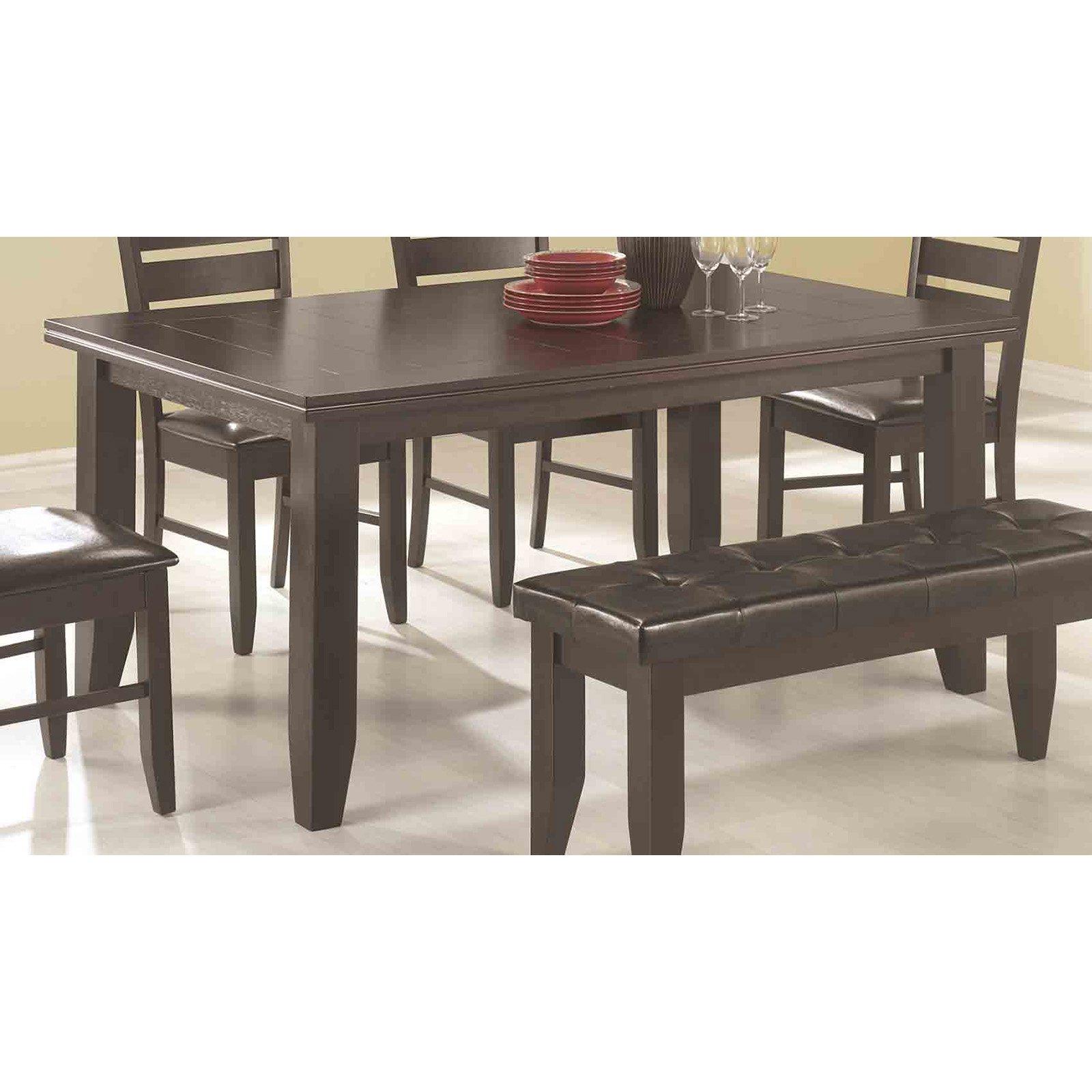 Coaster Company Dalila Dining Table Walmartcom