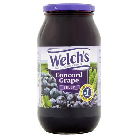welch s concord grape jelly 48 oz walmart com