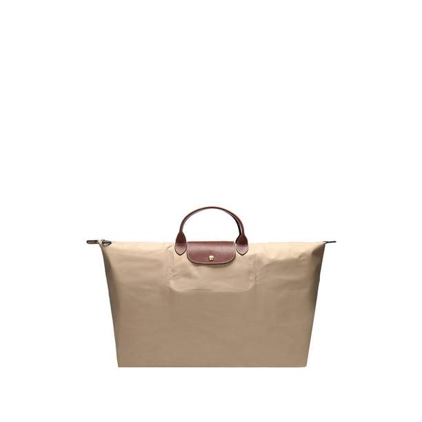 LongChamp Women's Le Pliage Beige XL Duffel Bag Weekender