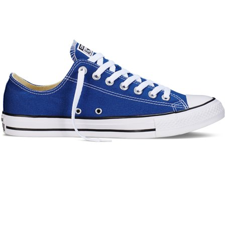 8af2229cb1c Converse Men s Chuck Taylor All Star Seasonal Ox Blue 9 - Walmart.com