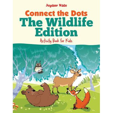 Connect the Dots - The Wildlife Edition : Activity Book for Kids](Halloween Connect The Dots 1-10)