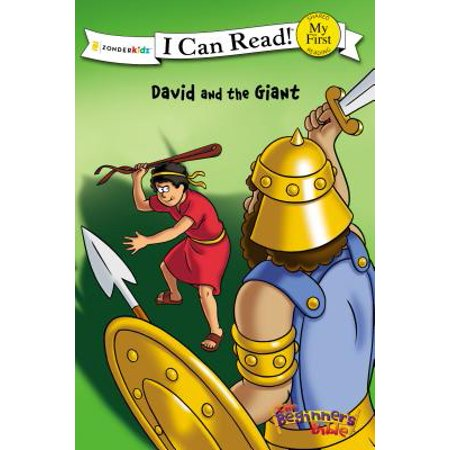 I Can Read Books: My First: The Beginner's Bible David and the Giant