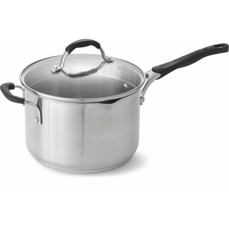 Cooking With Calphalon 4 Quart Pour And Strain Sauce Pan