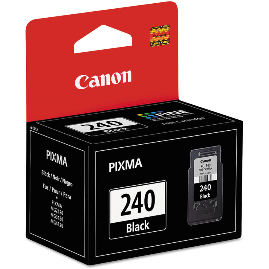 Canon 5207B001 (PG-240) Pixma ChromaLife 100 Black Ink Cartridge