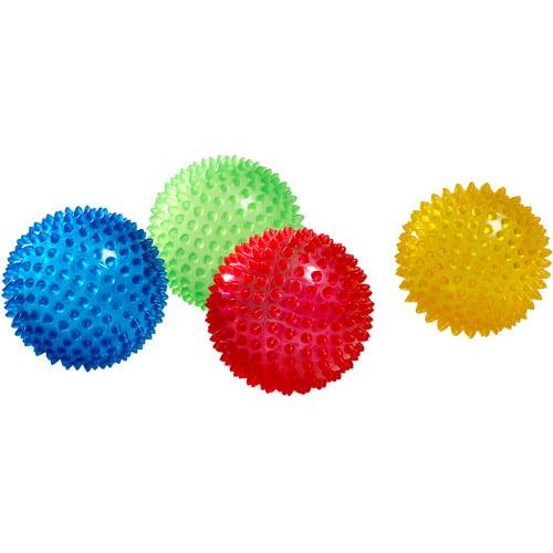 Edushape See-Me Sensory Balls, 4-Pack