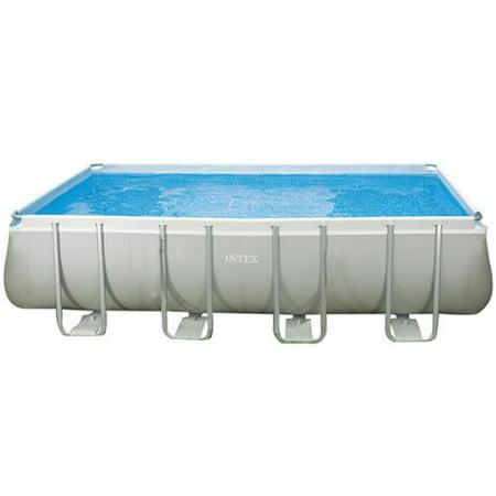 12 X 24 Foot X 52 Inch Intex Ultra Frame Rectangle Swimming Pool Kit