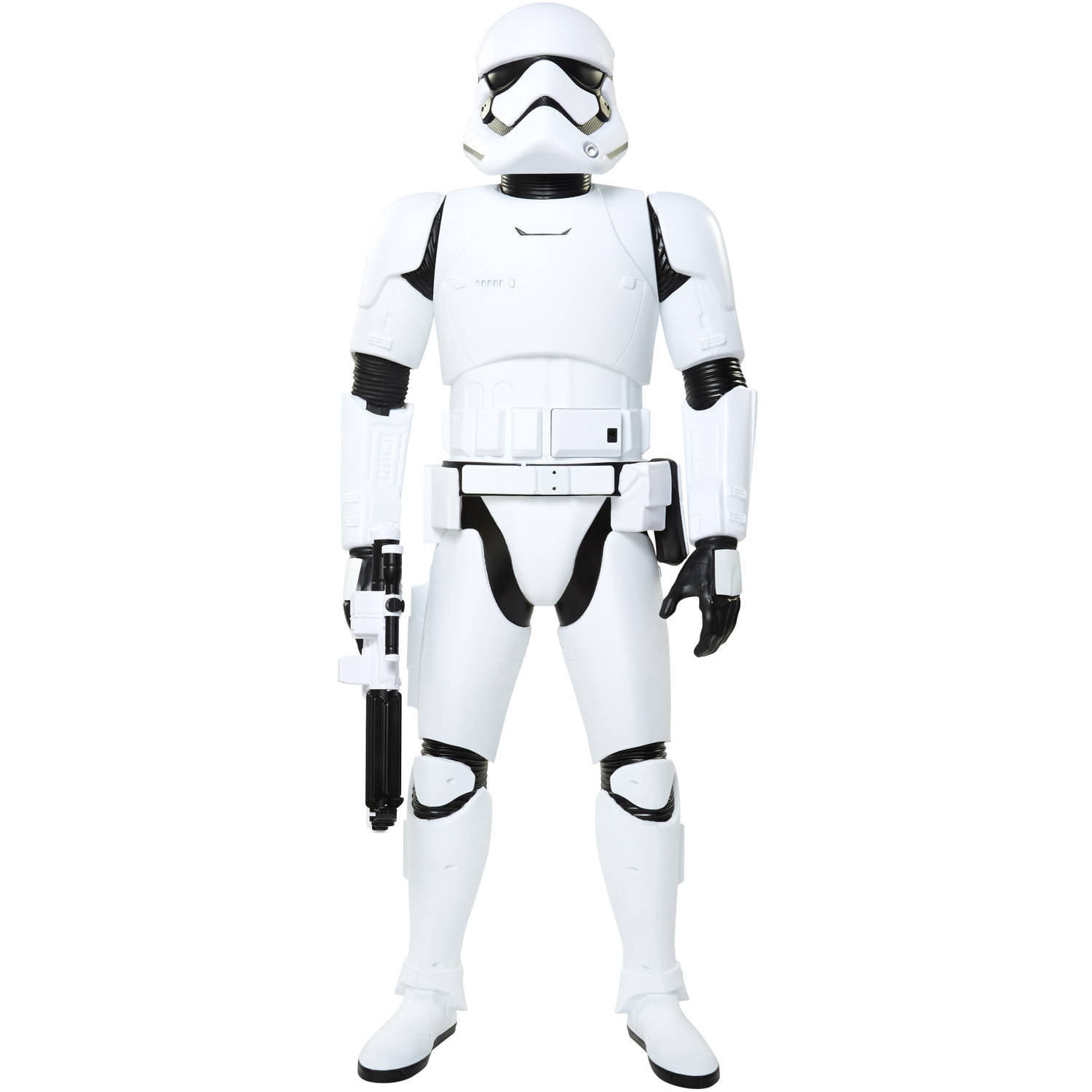 "Jakks Big-Figs Colossal Star Wars Episode VII 48.5"" First Order Stormtrooper Figure"