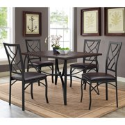 Bernards Sanford 5 Piece Dinette