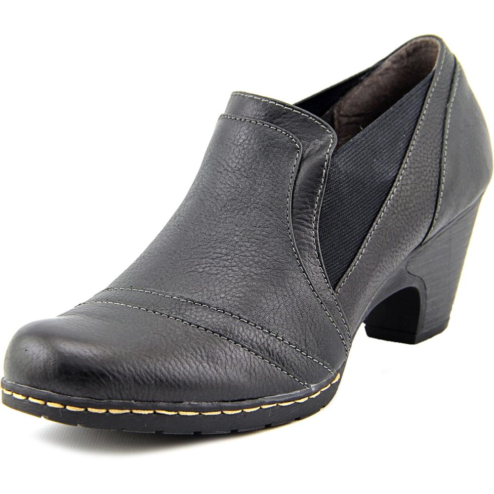 Eurosoft by Sofft Tami Women Round Toe Leather Bootie by Eurosoft by Sofft