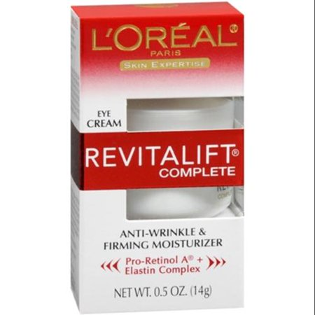 L'Oreal Expertise peau RevitaLift complète des yeux anti-rides et crème raffermissante 0,50 oz (pack de 2)