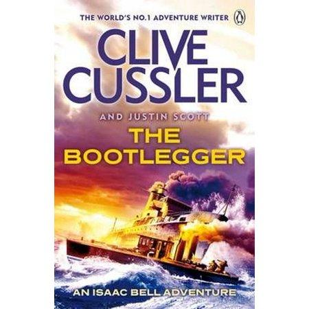 The Bootlegger: Isaac Bell #7